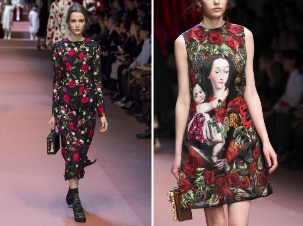 00610h 592x888 610x456 Dolce & Gabbana: Oslava materstva
