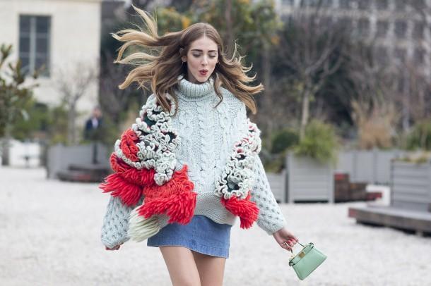 Chiara Ferragni Vogue 10Mar15 Dvora b 1440x960 610x406 Najnovšie street style trendy