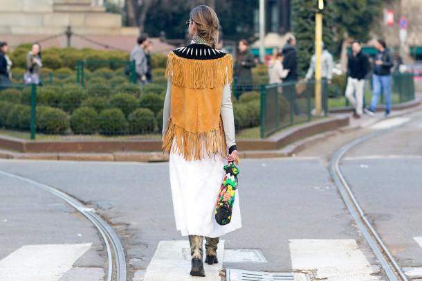Clara Racz vogue 1mar15 Dvora 1440x960 610x406 Najnovšie street style trendy