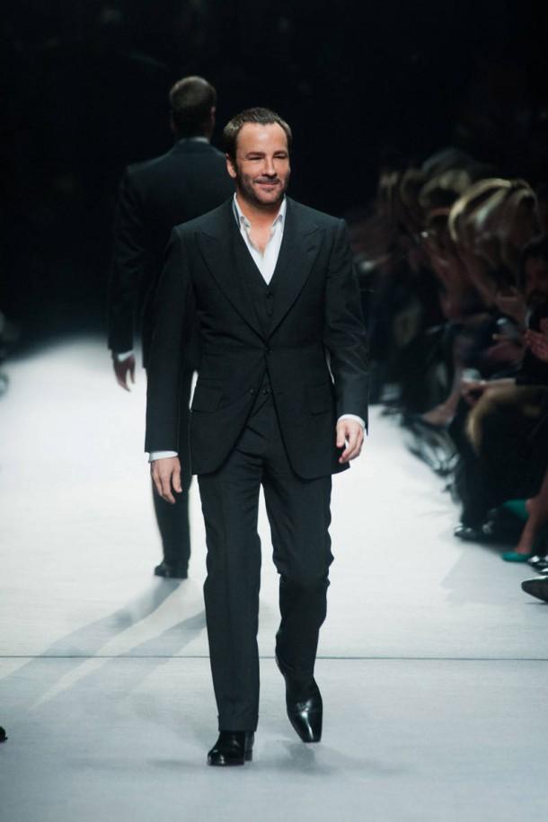 elle tom ford fall 2014 rtw 33 de xln 610x915 Uniformy najvplyvnejších ľudí v móde
