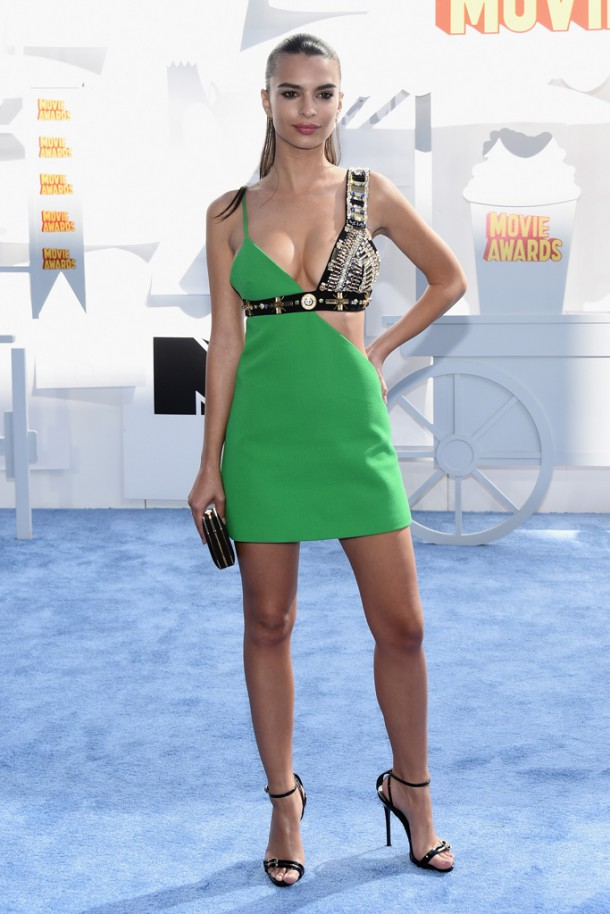 emily ratajkowski 610x914 Hviezdy na MTV Movie Awards