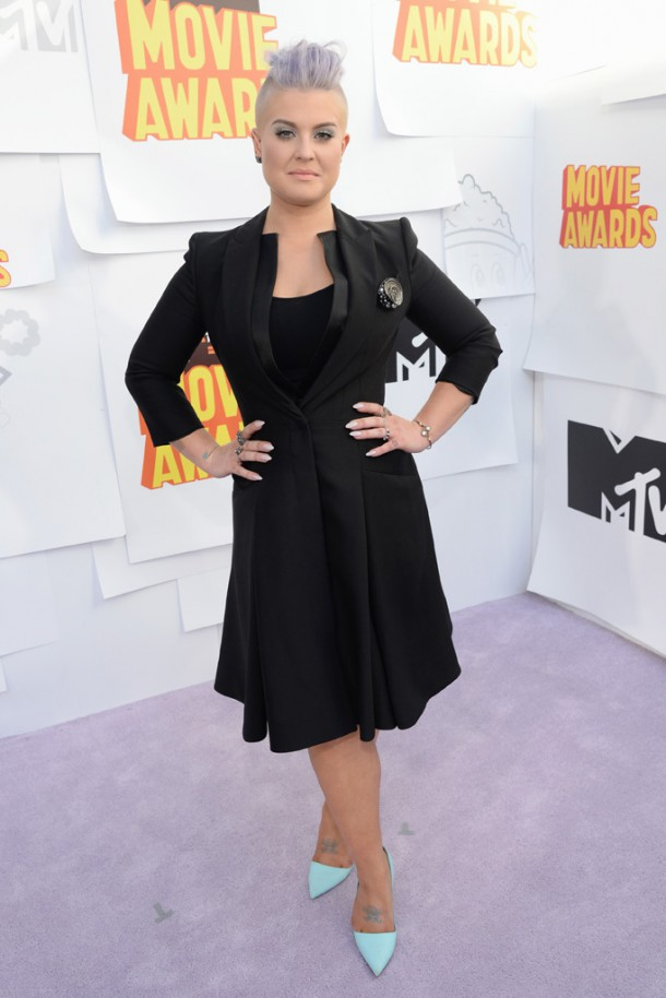 kelly osbourne 610x914 Hviezdy na MTV Movie Awards