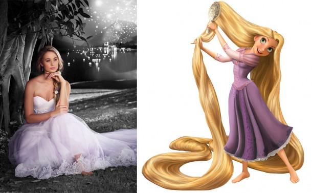 247 RapunzelImage 450x633 610x377 Svadobné šaty podľa Disney rozprávok