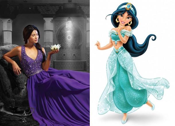 248 JasmineImage 450x633 610x440 Svadobné šaty podľa Disney rozprávok