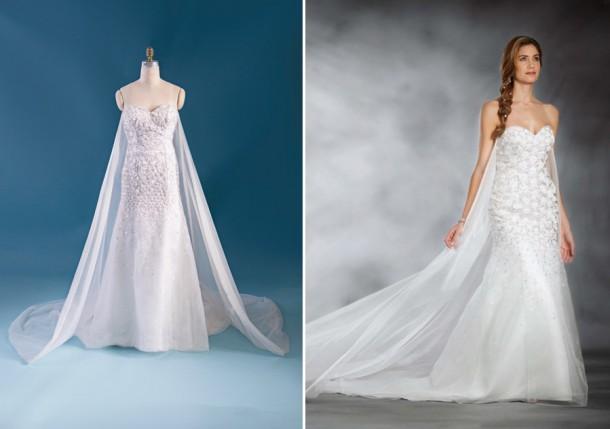 elsa251 form f 450x633 610x429 Svadobné šaty podľa Disney rozprávok