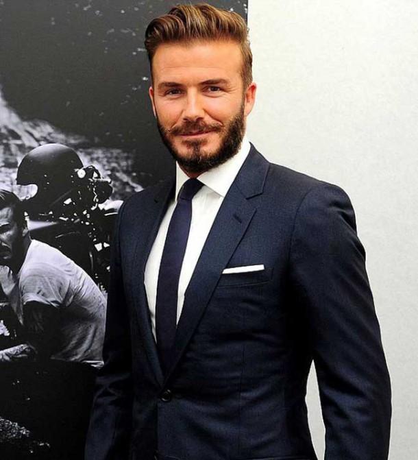 4David Beckham 1 610x671 Najštýlovejší muži podľa GQ