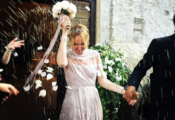 Frida Giannini Valentino wedding dress main 800x550 610x419 Frida Giannini sa vydala