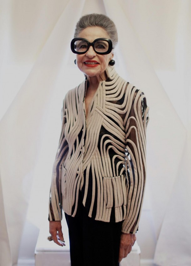 advanced style ari seth cohen review blog blogger fashion mature elderly new york blogger profile cheltenham fashion week 3 610x849 Advanced Style: Večne mladá
