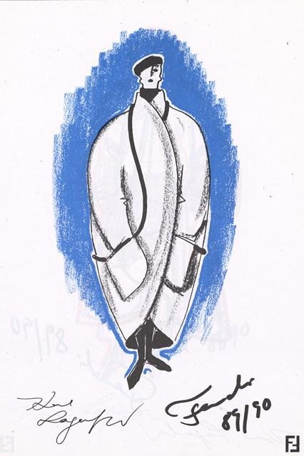 Fendi sketch 7 vogue 6jul15 Fendi 426x639 Karl Lagerfeld a Fendi