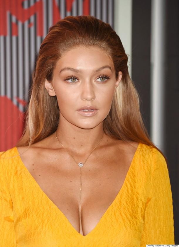1 610x843 Americká topmodelka Gigi Hadid vystúpila proti kritike na jej postavu