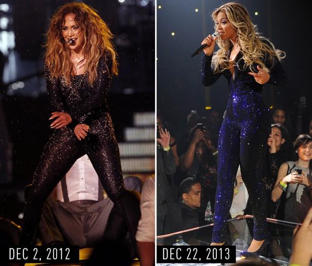 1435670008 syn hbz 1435610231 sparkle bodysuit 610x521 Hviezdne vojny: Jennifer Lopez vs. Beyoncé
