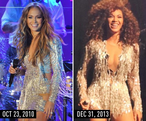 1435670015 syn hbz 1435355540 metallicfringe 610x506 Hviezdne vojny: Jennifer Lopez vs. Beyoncé