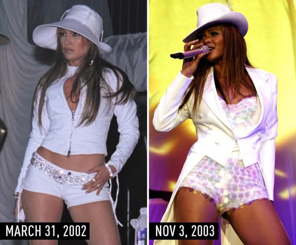 1435670040 syn hbz 1435615822 whiteshorts 610x506 Hviezdne vojny: Jennifer Lopez vs. Beyoncé