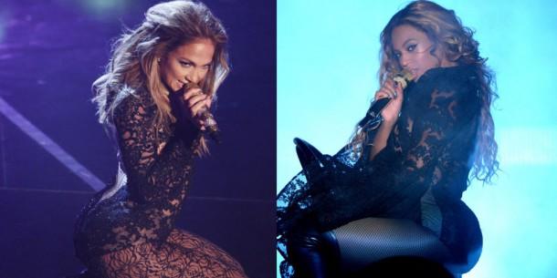 landscape 1435675033 hbz jlo beyonce index 610x305 Hviezdne vojny: Jennifer Lopez vs. Beyoncé