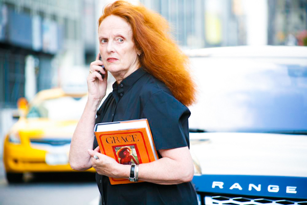 GraceCoddington1 FILM: Grace Coddington