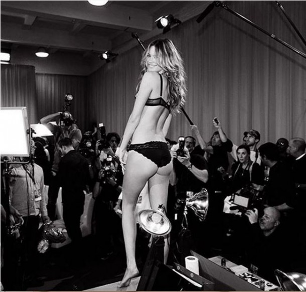 Camlkpture 610x582 BACKSTAGE: Victoria´s Secret Fashion Show 2015