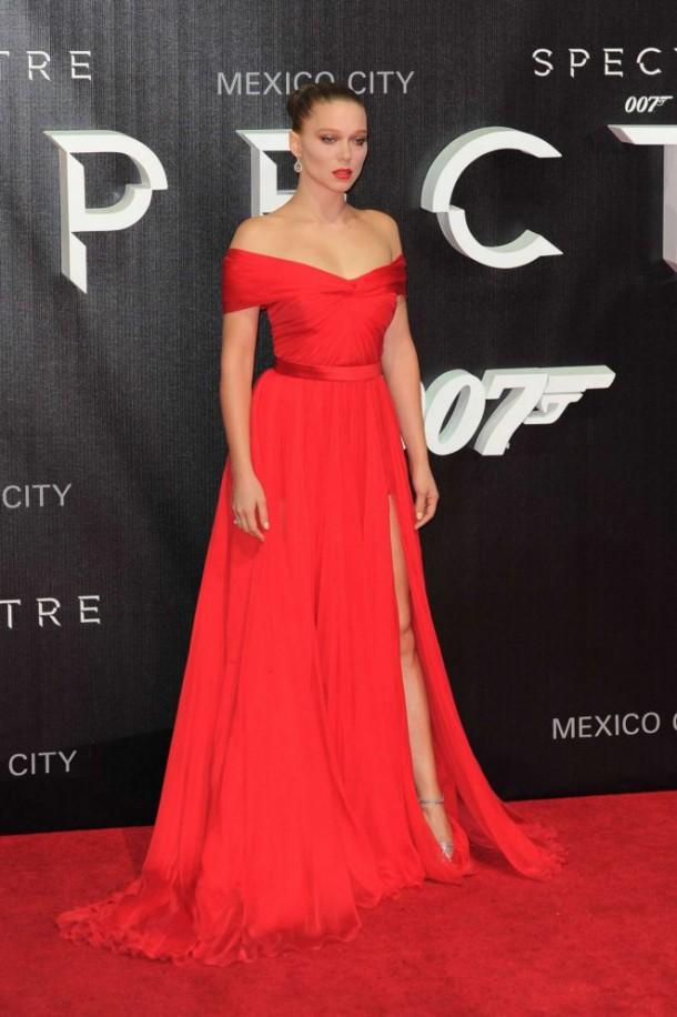 Lea Seydoux Spectre Premiere 05 662x995 610x916 Najlepšie a najhoršie outfity týždňa