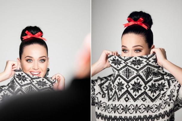 N1hmprod 610x406 Katy Perry je tvárou vianočnej kampane pre H&M