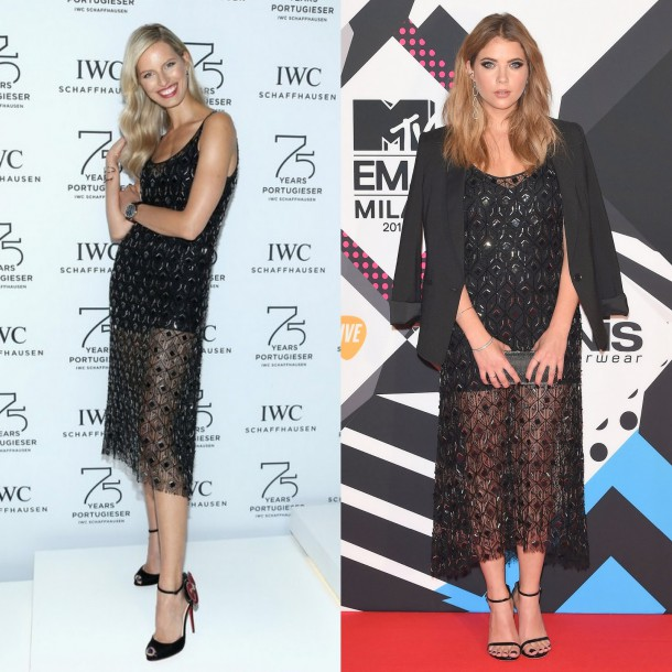 Who Wore Haney Better Karolina Kurkova or Ashley Benson 610x610 Hviezdne vojny