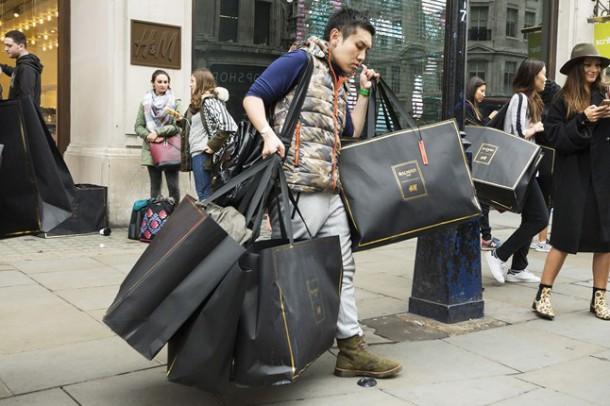 balmain madness london 4 6nov15 rex b 646x430 610x406 BALMAIN X H&M: módne šialenstvo
