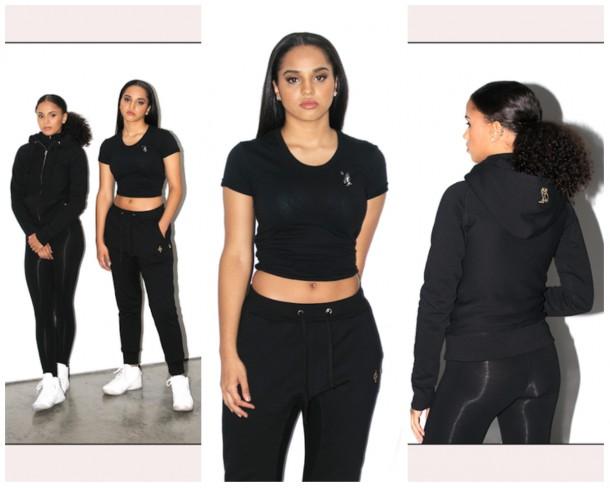 collage12 610x488 Drake navrhol kolekciu oblečenia
