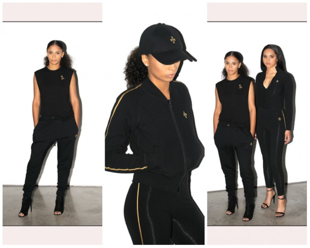 collage15 610x488 Drake navrhol kolekciu oblečenia