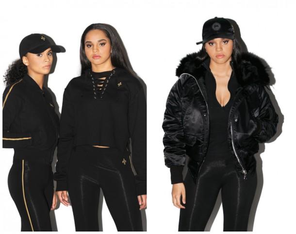 collage16 610x481 Drake navrhol kolekciu oblečenia