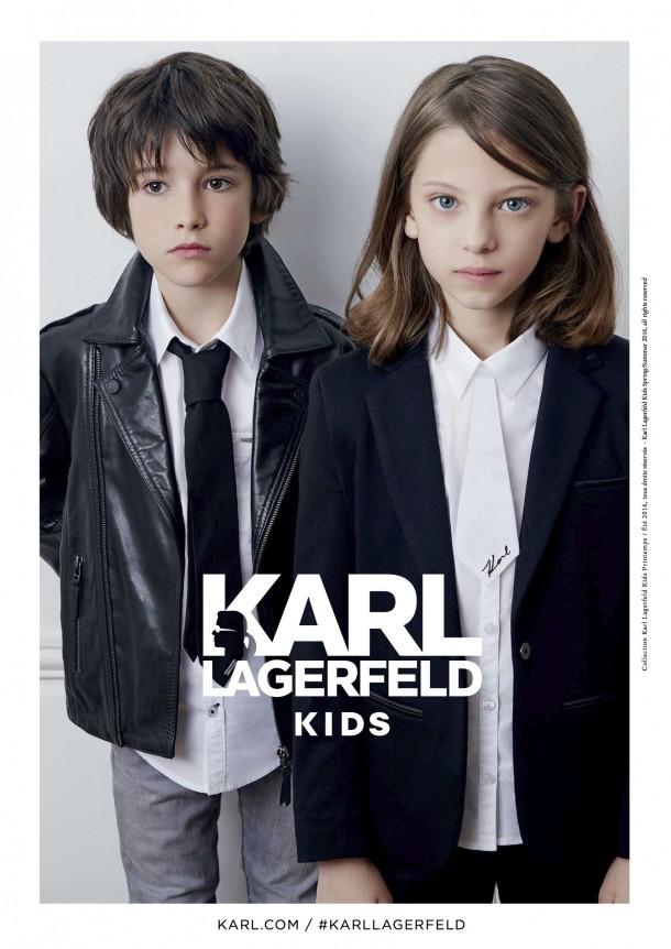 KARL DAILY dragged 610x862 Karl Lagerfeld navrhol detskú kolekciu
