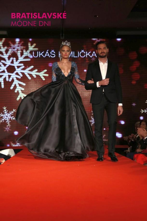 Kimlicka 610x915 Bratislavské módne dni: Módna prehliadka plesových šiat