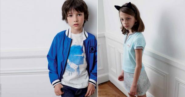karl lagerfeld melijoe kids modernists 3 610x322 Karl Lagerfeld navrhol detskú kolekciu