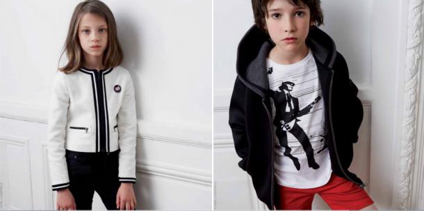 karl lagerfeld melijoe modernists 5 610x304 Karl Lagerfeld navrhol detskú kolekciu