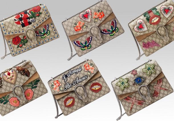 Gucci Dionysus CA 610x422 GUCCI predstavuje novú City bag z kolekcie Dionysus