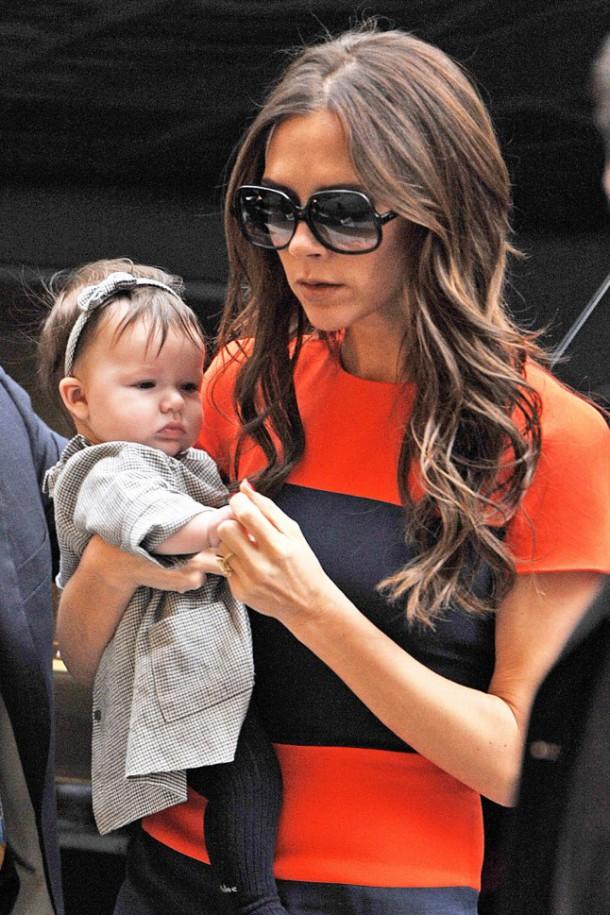Harper Beckham Style 1 610x915 Fashionistka Harper Beckham