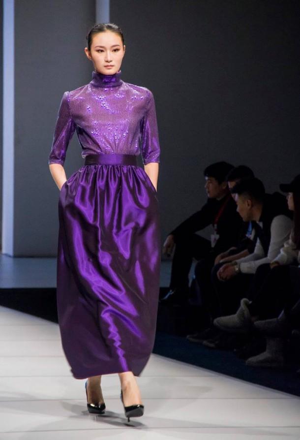 12615180 1012495425455446 4275991288087871641 o 698x1024 610x894 Košická módna návrhárka Ida Sandor na Harbin Fashion Weeku