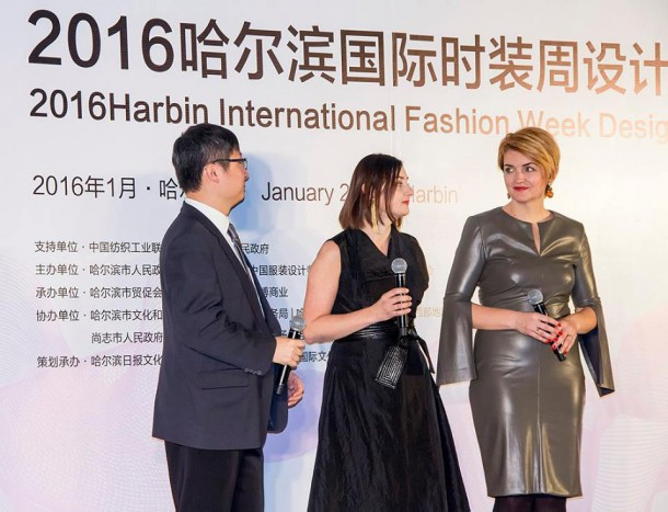 12688311 1019859331385722 4674273368883960310 n 610x467 Košická módna návrhárka Ida Sandor na Harbin Fashion Weeku