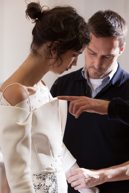 IMG 9435 dior couture backstage vogue 27jan16 426x639 BEHIND THE SCENES: Dior