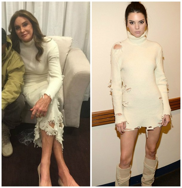 collage2 610x628 HVIEZDNE VOJNY: Caitlyn Jenner vs. Kendall Jenner