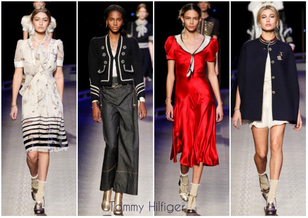 collagetommyhilfiger 610x433 New York Fashion Week   jeseň/zima 2016