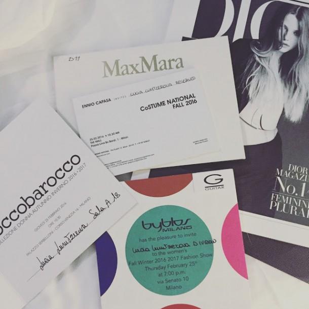 IMG 4878 610x610 Milan Fashion Week   Deň 1