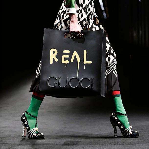 Trevor Andrew Gucci leather tote 610x610 Graffiti u Gucciho