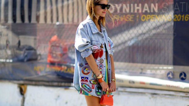 image source Imaxtree via stylecaster.com  610x342 Top streetstyle  trendy z Milánskeho Fashion Weeku