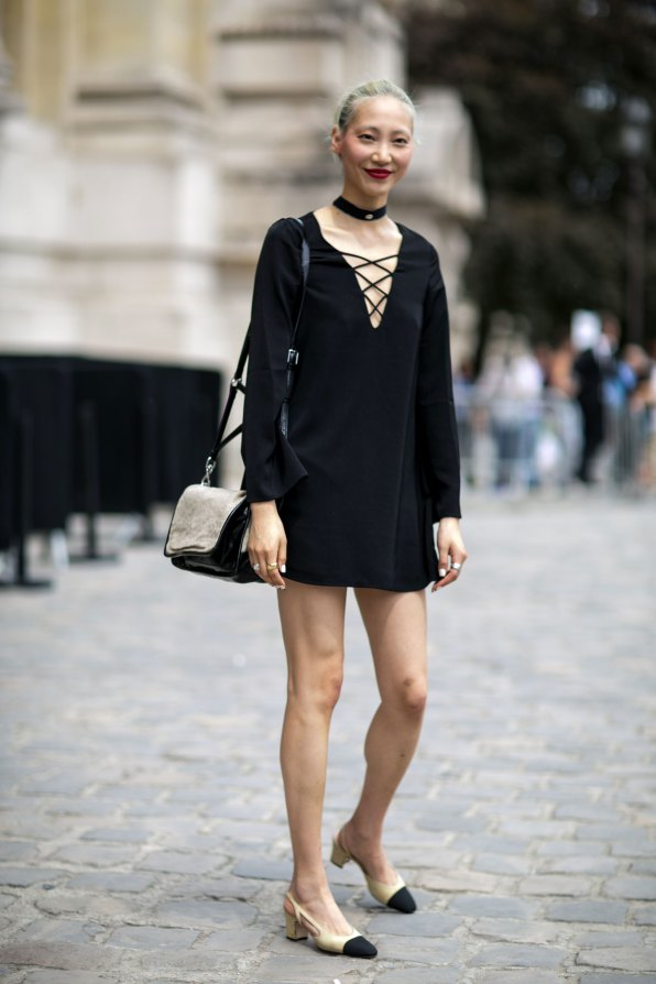 image source theimpression.com  Top streetstyle  trendy z Milánskeho Fashion Weeku
