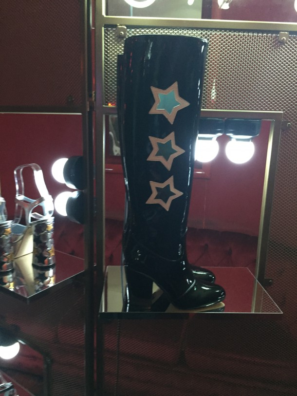 IMG 5002 610x813 Prezentácia kolekcie topánok Chiara Ferragni na sezónu jeseň/zima 2016