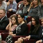 George Amal Clooney Meet Pope Francis May 2016 150x150 Prázdniny v Ríme