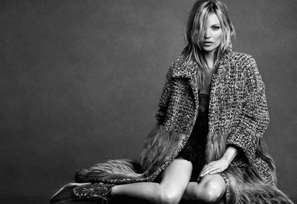 kate moss is captured by luigi iango for alberta ferretti fallwinter 1617 4 610x419 Kampane Fall 2016