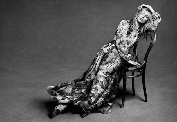 kate moss is captured by luigi iango for alberta ferretti fallwinter 1617 610x421 Kampane Fall 2016