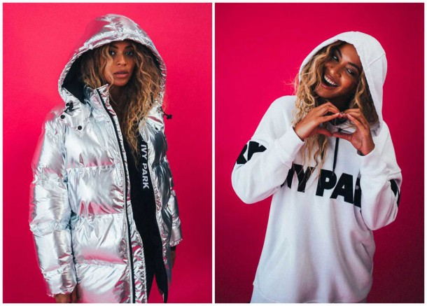 Beyonce Knowles Ivy Park Autumn Winter 2016 2017 10 610x437 Beyonce: Ivy Park F/W 2016 2017