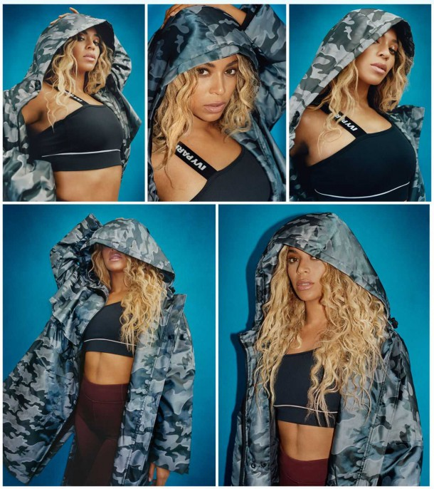 Beyonce Knowles Ivy Park Autumn Winter 2016 2017 12 610x686 Beyonce: Ivy Park F/W 2016 2017