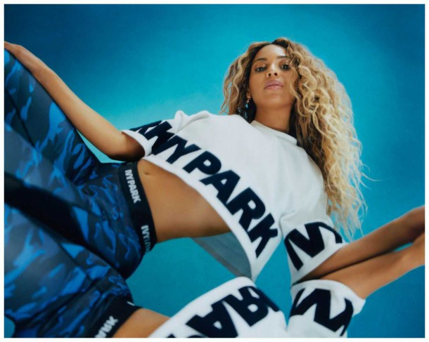 Beyonce Knowles Ivy Park Autumn Winter 2016 2017 15 610x487 Beyonce: Ivy Park F/W 2016 2017