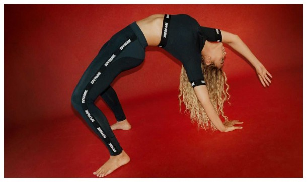 Beyonce Knowles Ivy Park Autumn Winter 2016 2017 3 610x363 Beyonce: Ivy Park F/W 2016 2017